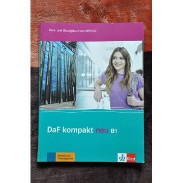 DaF kompakt neu B1 Kurs- und Ubungsbuch + CD