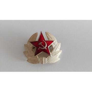 Odznaka ZSRR USSR Czerwona Gwiazda Sierp i Młot
