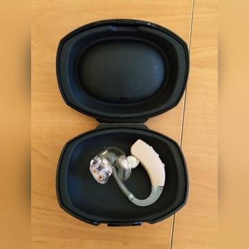 Aparat słuchowy zauszny
