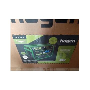 Hagen - agregat prądotwórczy NOWY