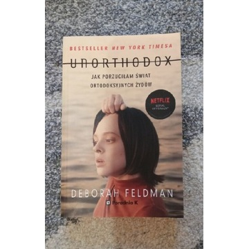 """Unorthodox"" Deborah Feldman"