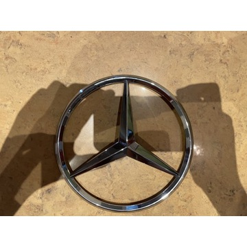 Mercedes gwiazda znaczek na grill