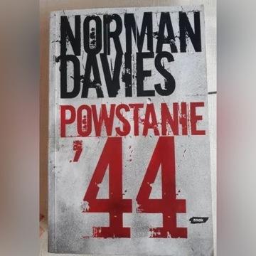 Powstanie 44 Norman Davies