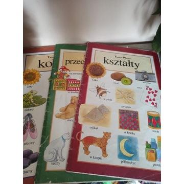Książeczki z serii tajniki wiedzy