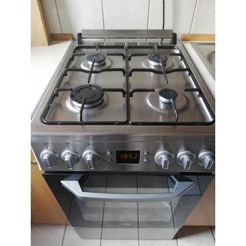 Kuchenka gazowa z piekarnikiem elektrycznym Beko 5