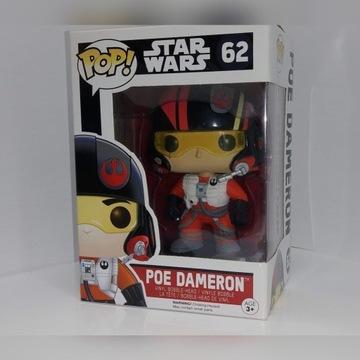 Funko POP! Star Wars 62 - Poe Dameron