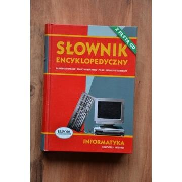 Słownik Encyklopedyczny Informatyka wydanie II-pos