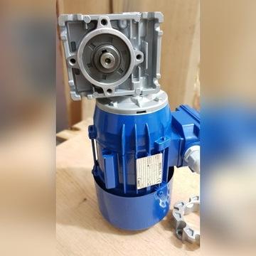 Silnik elektryczny 0,18 kw Besel + przekładnia