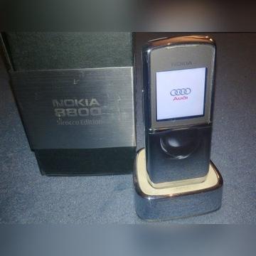 Nokia 8800 sirocco mega komplet 1 właściciel