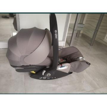 Fotelik samochodowy Cybex Cloud Z i-size nosidełko