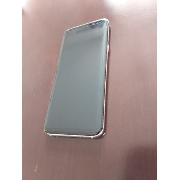 Samsung S8 + plus Arctic Silver + gratis szybka