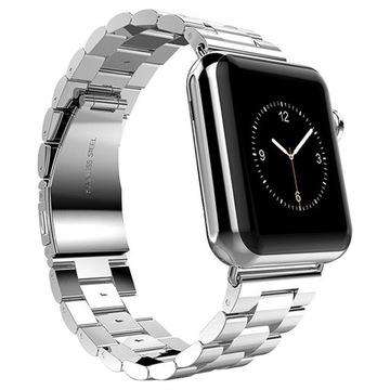 Bransoleta do Apple Watch 42mm metaliczna