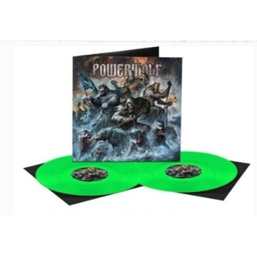 POWERWOLF - Best Of The Blessed, 2 LP kolor