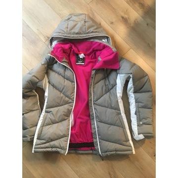 Spodnie i kurtka narciarska na ok 12 lat damska