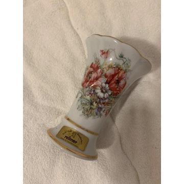 Flakon porcelana recznie malowana Reimer