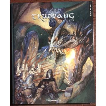 Trudvang Chronicles RPG - Curse of Runes - nowa