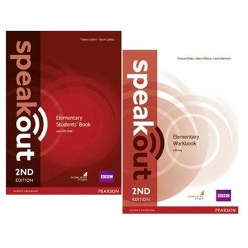 Speakout 2nd Edition. Elementary Workbook