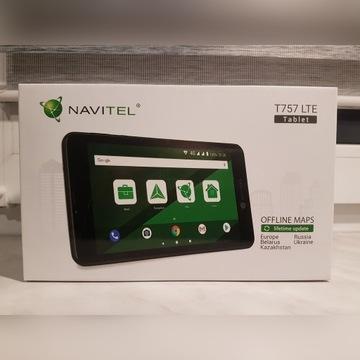 "Navitel T757 LTE Nawigacja Tablet Telefon 7"""