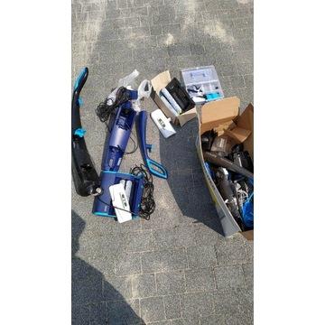 3x Philips Aqua Trio Pro,FC7080/01 odkurzacz wodny