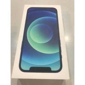 iPhone 12 64gb niebieski aktywowany 18.05.2021