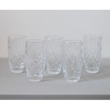 Kryształowe szklaneczki - Zawiercie