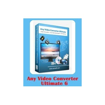 Any Video Converter Ultimate 6 PL 1 PC
