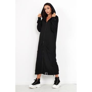 Miss City Official Bluza Your Way czarna
