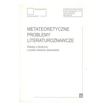 Problemy literaturoznawcze - Balicki, Lewińska