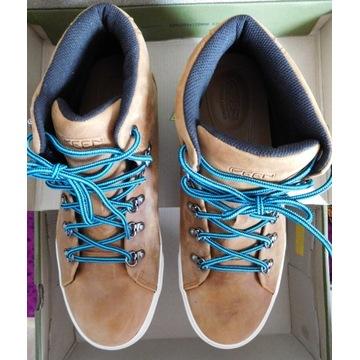 KEEN Trzewiki Sneakersy Skóra Naturalna 44 28,5 cm