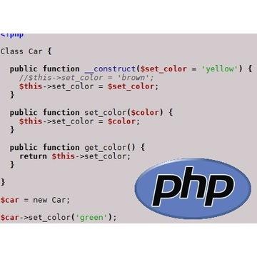 CMS, script, PHP, serwer side