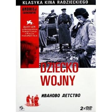 Dziecko Wojny 2×DVD 2009r