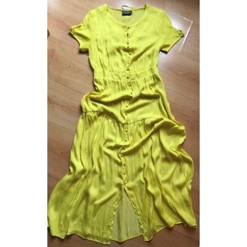 zwiewna sukienka FIT&FLARE DRESS  R,36