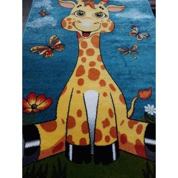 Dywan Dziecięcy Kolibri 120x170 Żyrafa