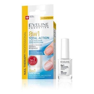eveline hipoalergiczna odżywka do paznokci
