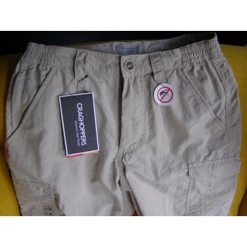Craghoppers trekkingowe spodnie 30/33 NosiLife