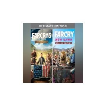Far Cry Pakiet 3 Gier Xbox one PL KOD Cyfrowy