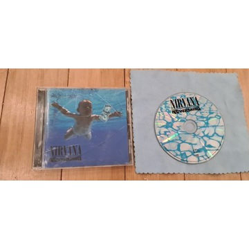 Nirvana Nevermind CD Unikat