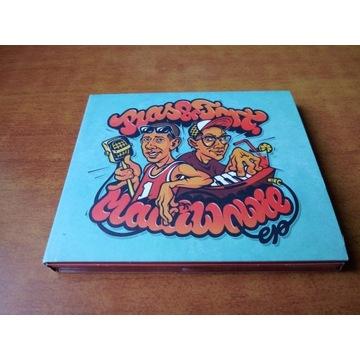 Ras Tort Maui Wowie EP 2 CD 1 wydanie