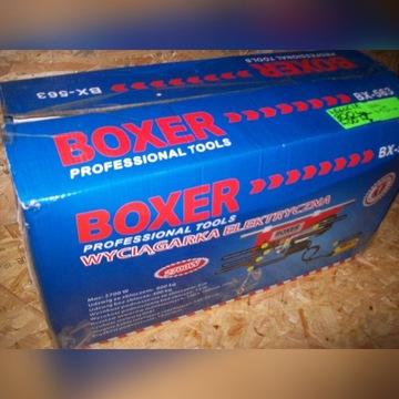 Wyciagarka elektryczna firmy Boxer 400 kg /800 kg