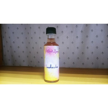Ocet Żywy Truskawkowy 100 ml
