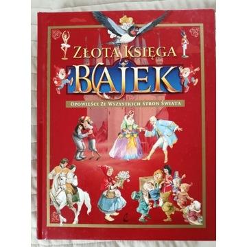 Książka Złota księga bajek Opowieści ze wszystkich