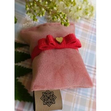 Bransoletka czerwona kokardka dla niemowląt dzieci