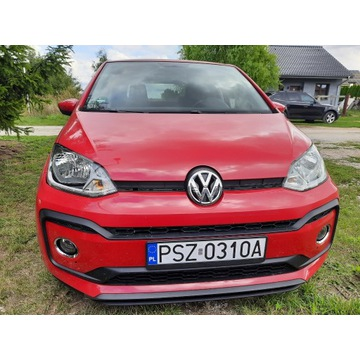 VW Up Join 1.0 60 Ps 5-cio drzwiowy Tylko 6100km