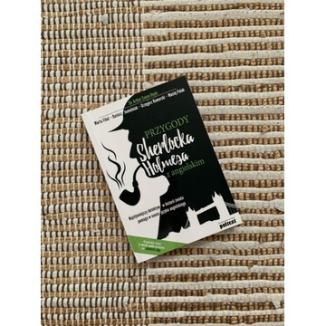 PRZYGODY Sherlocka Holmesa z angielskim B2
