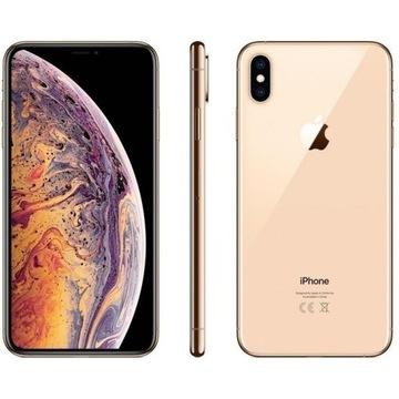 iPhone XS Gold 64GB / Polska / GRATISY