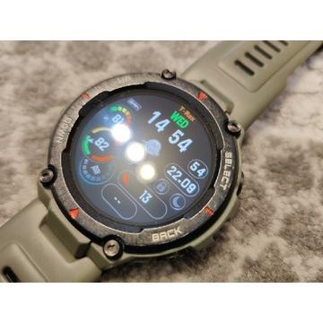 Smartwatch Amazfit T-rex jak G-Shock
