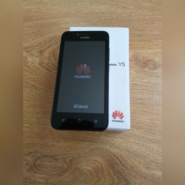Smartfon Huawei Y560-L01 czarny 8gb