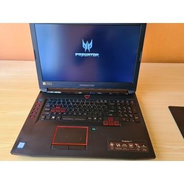 Acer Predator 17 G7-793-7IKU
