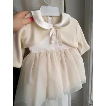 Sukienka do chrztu r. 68
