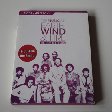 THE MUSIC OF EARTH WIND & FIRE - 3 CD